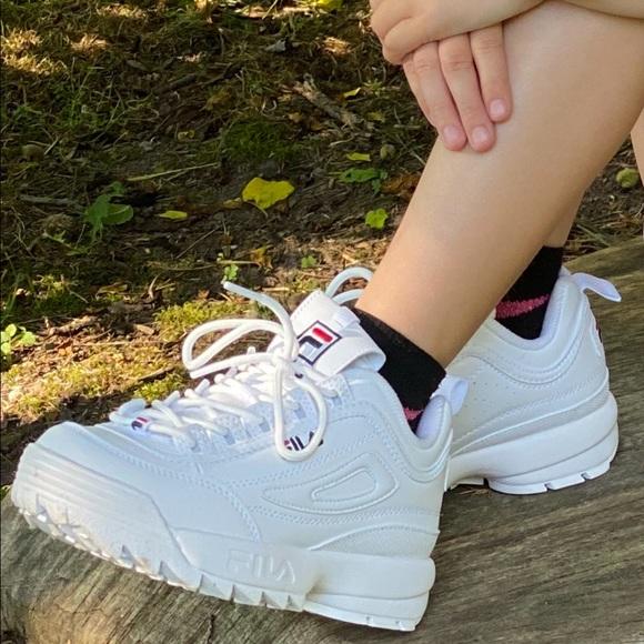 Fila Shoes | Girls Fila Disruptor 2
